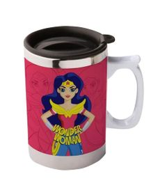 Caneca-Termica---400-Ml---DC-Comics---Super-Hero-Girls---Wonder-Woman---Urban