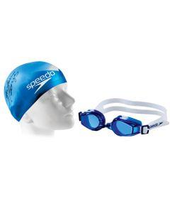 Conjunto-de-Mergulho---Swim-3.0---Touca-e-Oculos---Azul---Speedo