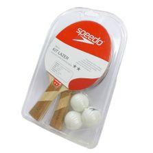 Conjunto-de-Raquetes-e-Bolinhas-de-Tenis-de-Mesa---5-Pecas---Speedo
