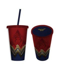Copo-com-Canudo---500-Ml---DC-Comics---Wonder-Woman---Urban