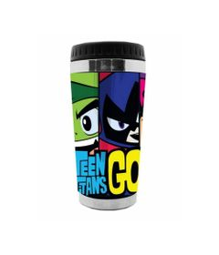 Copo-Termico---500-Ml---DC-Comics---Teen-Titans-Go----Urban