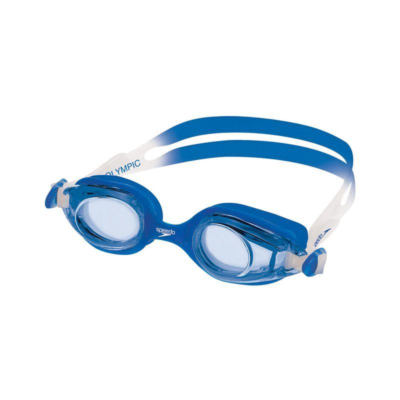 255c98441b12f Óculos de Natação - Olympic Jr - Azul - Speedo - Saraiva
