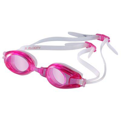 Oculos-de-Natacao---Velocity-Jr---Rosa---Speedo