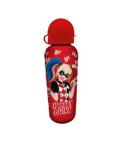 Squeeze-de-Aluminio---500-Ml---DC-Comics---Harley-Quinn---Urban
