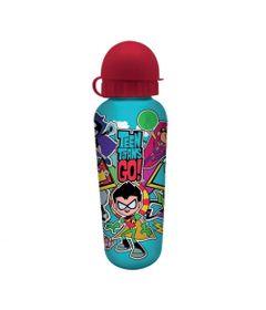 Squeeze-de-Aluminio---500-Ml---DC-Comics---Teen-Titans-Go----Urban