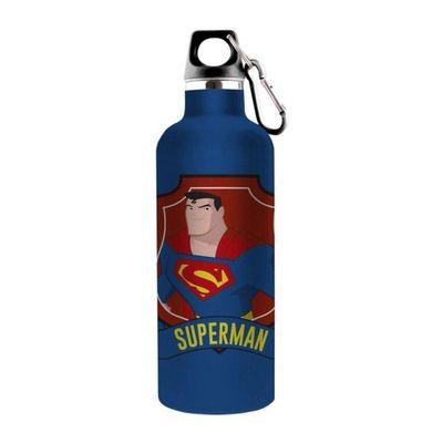 Squeeze-de-Aluminio---750-Ml---DC-Comics---Superman---Urban