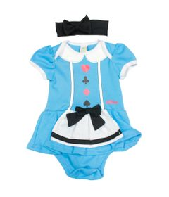 Fantasia-Infantil---Body-Vestido---Princesas---Alice---Disney---G