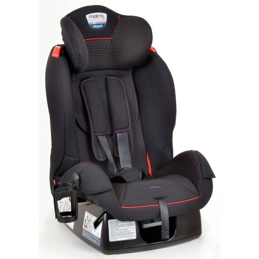 Cadeira-para-Auto---De-0-a-25-kg---Matrix-Evolution-K---Dot-Vermelho---Burigotto
