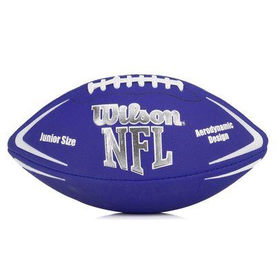 Bola de Futebol Americano - Infantil - Avenger NFL - Azul - Wilson ... 8a5a091fcd4b2