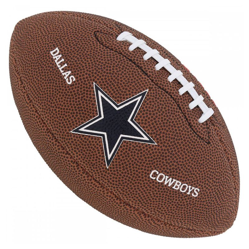 Bola de Futebol Americano - Infantil - Dallas Cowboys - Wilson - Saraiva e8eaec29fdeb8