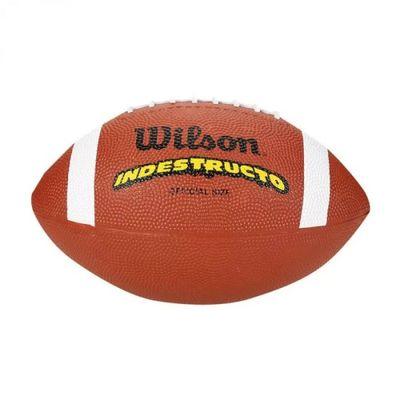 Bola de Futebol Americano - Oficial - Indestructo - Wilson - Ri ... 4a0cde067e580
