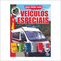 Livro-Infantil---Brincar---Aprender-e-Colorir---Veiculos-Especiais---Todo-Livro