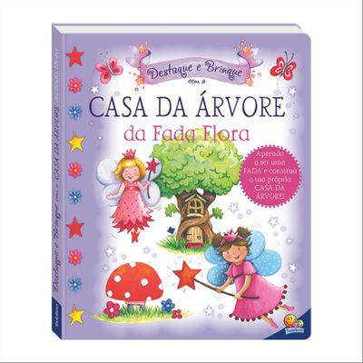 Livro-Infantil---Destaque-e-Brinque---Casa-da-Arvore-Fada-Flora---Todo-Livro