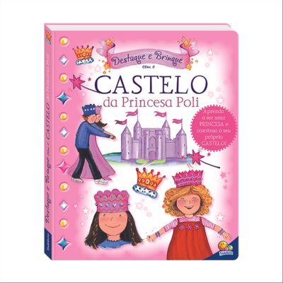 Livro-Infantil---Destaque-e-Brinque---Castelo-da-Princesa-Poli---Todo-Livro