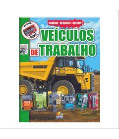 Livro-Infantil---Destaque-e-Brinque---Veiculos-de-Trabalho---Todo-Livro