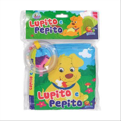Livro-Infantil---Que-Fofura---Lupito-e-Pepito---Todo-Livro