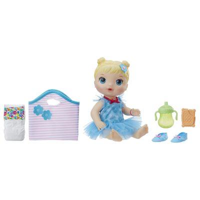 Boneca-Baby-Alive---30-Cm---Bailarina-Loira---E2629---Hasbro