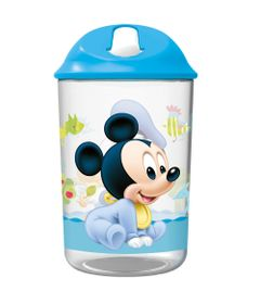 Copinho-com-Canudo---Disney---Mickey-Mouse---New-Toys