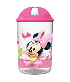 Copinho-com-Canudo---Disney---Minnie-Mouse---New-Toys