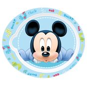 Pratinho-Plastico---Oval---Disney---Mickey-Mouse---New-Toys