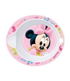 Tigelinha-Plastico---Oval---Disney---Minnie-Mouse---New-Toys