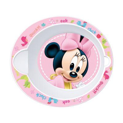 Tigelinha-Plastico---Oval---Disney---Minnie-Mouse---New-Toys