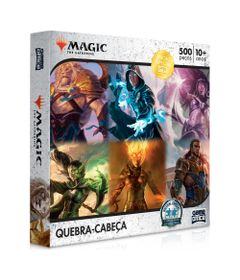 Quebra-Cabeca---Magic-The-Gathering---500-Pecas_Frente