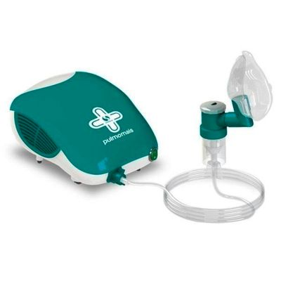 Inalador-e-Nebulizador-Pneumatico---Jato-de-Ar---Pulmomais---Soniclear