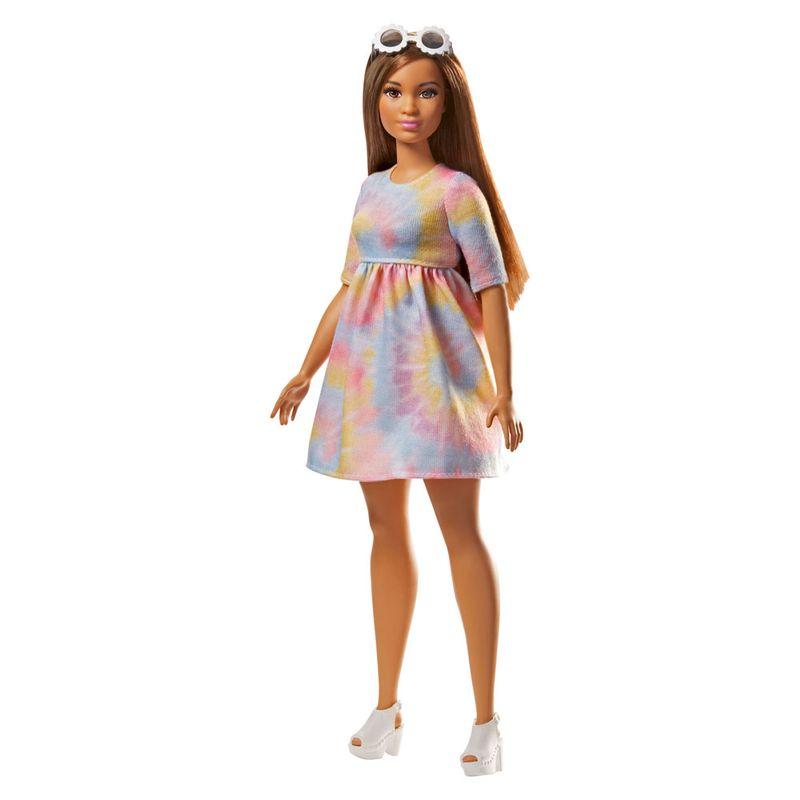 469471e31 Boneca Barbie Fashionista - Vestido Manchado - Mattel - Ri Happy Brinquedos