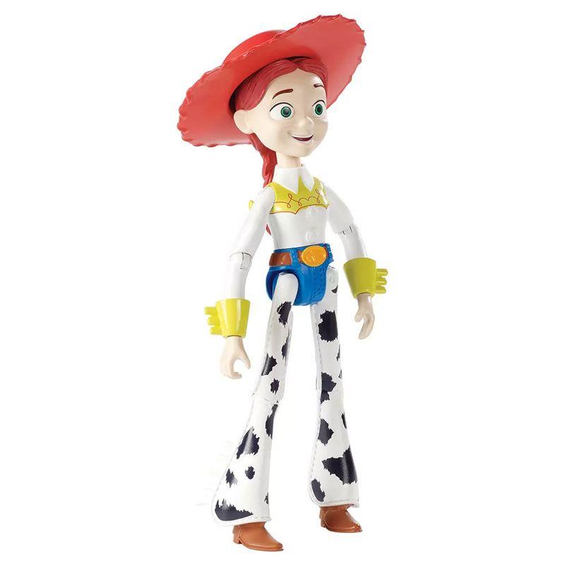 Figura Articulada - Disney - Toy Story - Jessie - Mattel - Ri Happy  Brinquedos 57b7e9d67dd