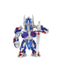 Figura-Colecionavel-10-Cm---Metals---Transformers-4---Optimus-Prime---DTC