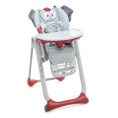Cadeira-de-Alimentacao---Polly2Start---Baby-Elephant---Chicco