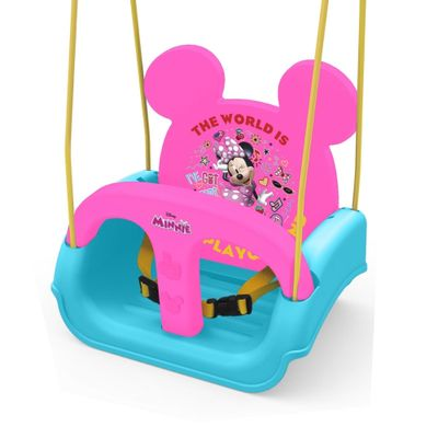 19c71486d7f Balanço Infantil com Encosto Ajustável - Disney - Minnie Mouse ...