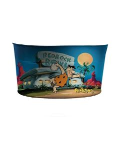 Balde-de-Gelo-Oval-de-Metal---Hanna-Barbera---Flintstones---Fred---Boliche---Colorido---Metropole