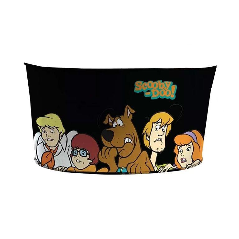 Balde De Gelo Oval De Metal Hanna Barbera Turma Do Scooby Doo