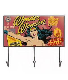Cabideiro-de-Vidro-com-3-Ganchos---DC-Comics---Mulher-Maravilha---40x23x75cm---Rosa---Metropole