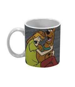 Caneca-de-Porcelana---300-Ml---Hanna-Barbera---Scooby-Doo---Salsicha---Metropole