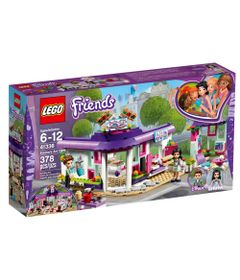 LEGO-Friends---Cafe-Artistico-da-Emma---41336