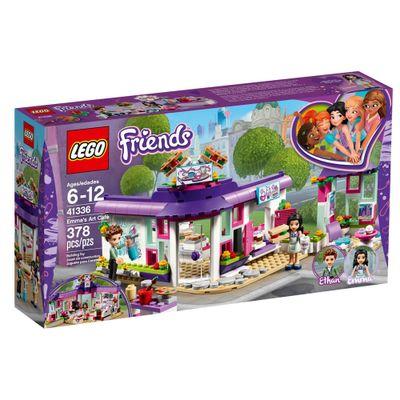 LEGO-Friends---Cafe-Artistico-da-Emma---41336