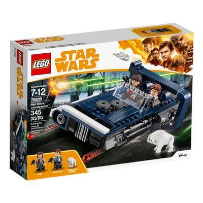 LEGO-Star-Wars---Disney---Star-Wars---Han-Solo---Veiculo-do-Han-Solo---75209