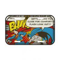 Placa de Parede Metal - DC Comics - Batman e Super-Homem - 15x30x0, 06 -  Metrópole db7a7a65d3