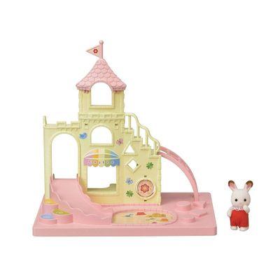 Sylvanian-Families---Playground-do-Castelo---Epoch