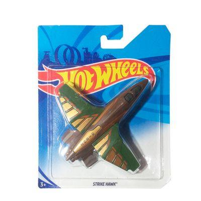 Aviao-Hot-Wheels---Skybusters-Strike-Hawk---Mattel