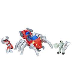 Conjunto-Deluxe-Adventure-Pack---Marvel---Spider-Man-e-Robo-Aranha---Hasbro