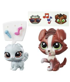 Mini-Bonecas-Littlest-Pet-Shop---Branwyn-Bloomer---Maybelle-Mactuck---Hasbro