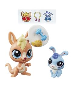 Mini-Bonecas-Littlest-Pet-Shop---Vigor-Springley---Happity-Blue---Hasbro