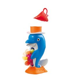 Brinquedo-de-Banho---Banho-Divertido---Golfinho---Novabrink