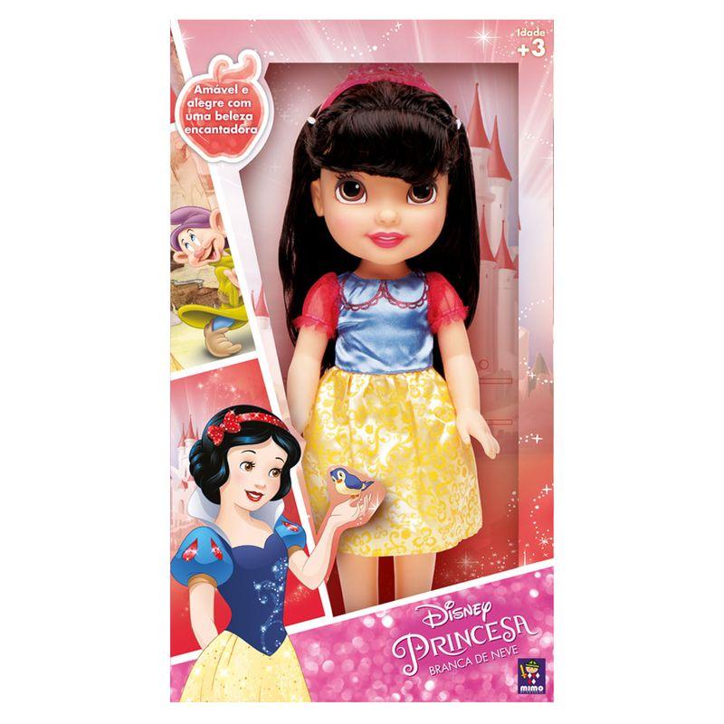 Boneca 30 Cm Disney Minha Primeira Princesa Real Disney