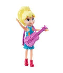 Boneca-Polly-Pocket---Sortimento-Basico---Polly-com-Vestido-de-Guitarra---Mattel