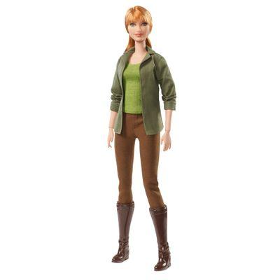 Boneca-Barbie-Colecionavel---Jurassic-World---Claire---Mattel